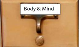 Body and Mind Page